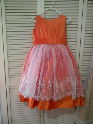 vestidos usados de niña para fiestas, puede ser para cortejo