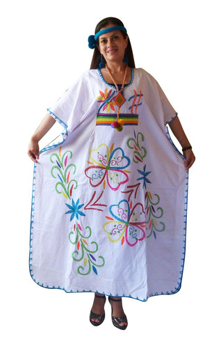 vestidos wayuu guajiros