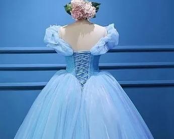 Vestidos Xv Años Quinceaños 15 Años Cenicienta Cinderella Wa