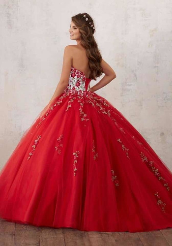 vestidos xv años quinceaños 15 años encaje estilo mexicano