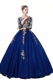 Vestidos De Xv Tintos Vestidos De Mujer De 15 Largo L En