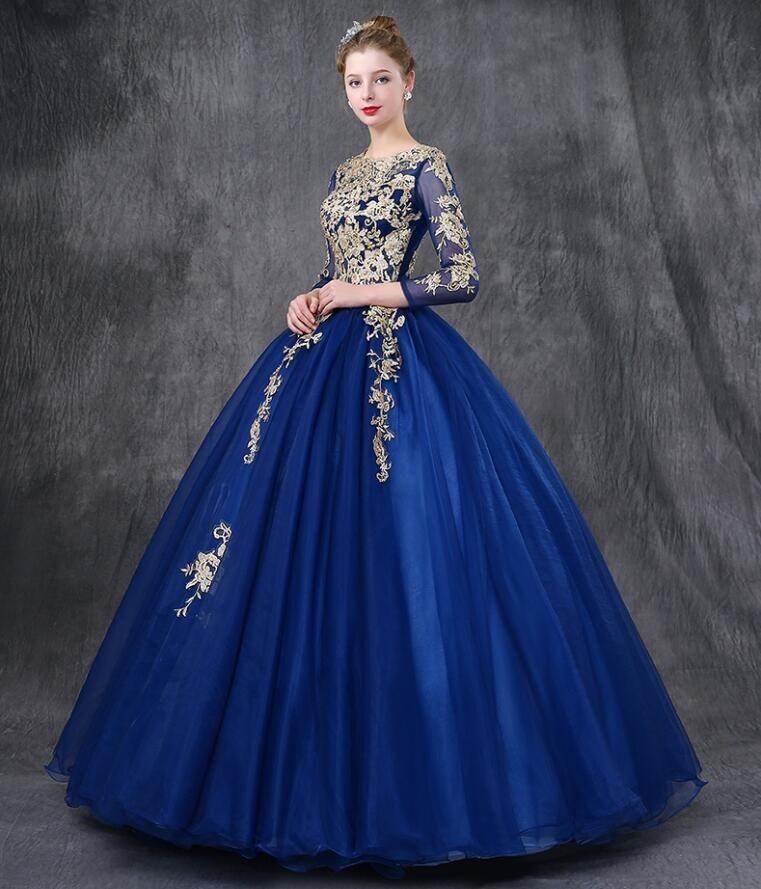 90781057d vestidos xv años quinceaños 15 azul dorado rosa buen fin. Cargando zoom.