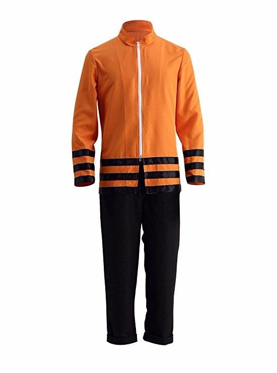 Vestimenta De Naruto Uzumaki 7th Cosplay 1 895 00 En Mercado Libre