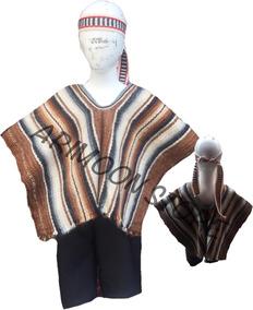 Vestimenta Tipica Mapuche