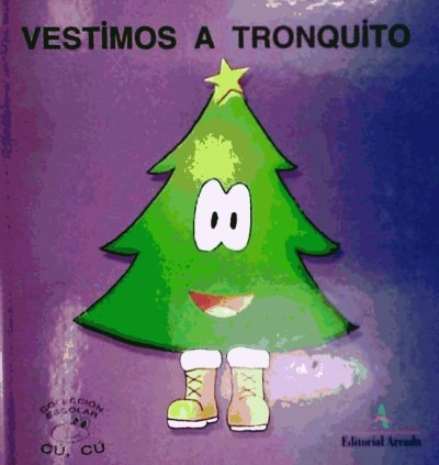 vestimos a tronquito (mayuscula)(libro )