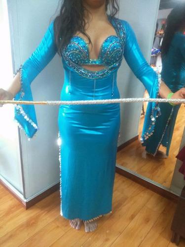 vestuario de danza arabe para folklore