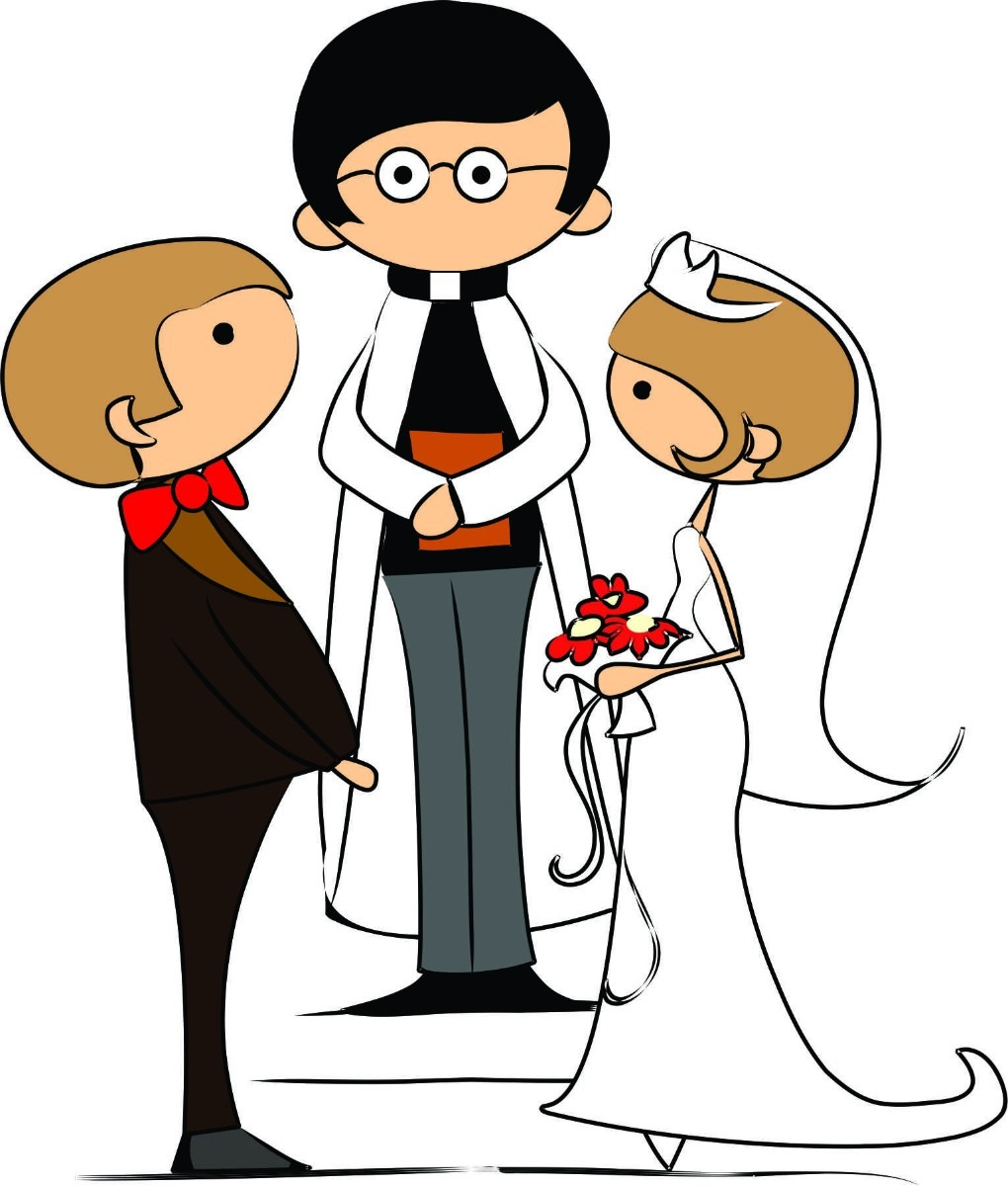 Matrimonio Catolico Animado : Vetores de noivos casamentos e convites para corel draw