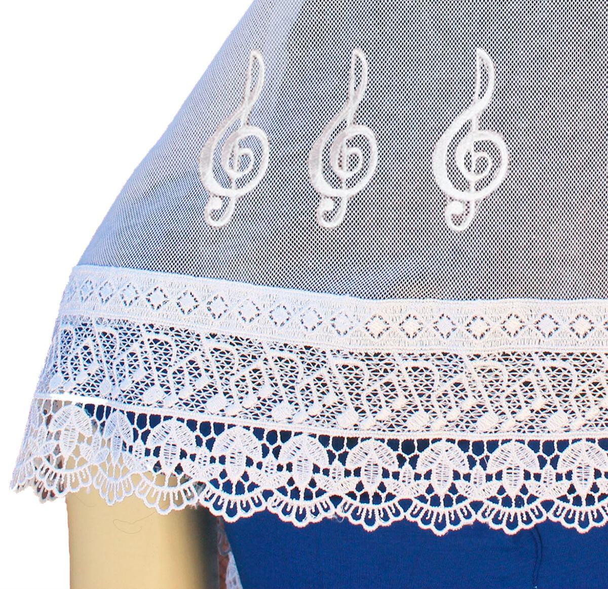 a28aff9b7 véu ccb organista renda guipir com notas musicais. Carregando zoom.