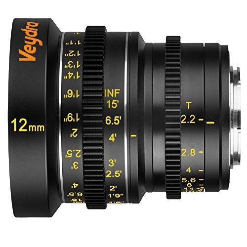 veydra v1-12t22cmounti mini prime 12mm t2.2 c-mount