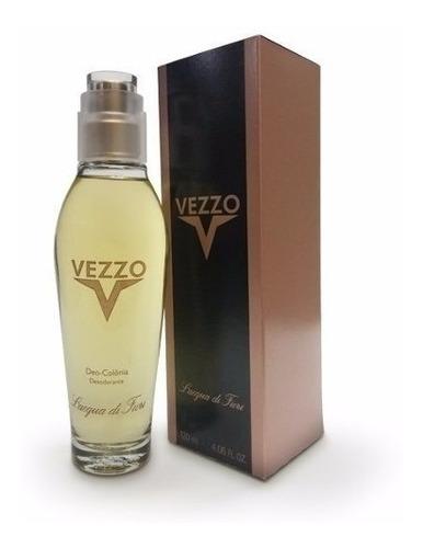 vezzo 120ml - original l'acqua di fiori - perfume masculino