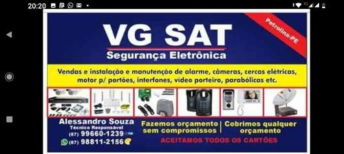 vg sat segurança eletrônica