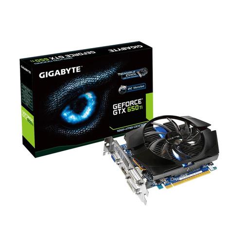 vga gigabyte geforce gtx650ti 1024mb (1gb) ddr5 pci-express