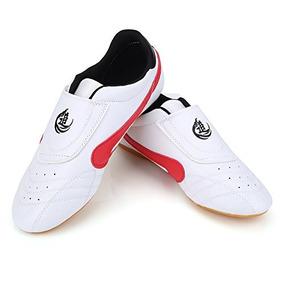 Kongfu Zapatos Tai Chi Zapatillas De Vgeby Taekwondo Boxeo L mn0wO8Nv
