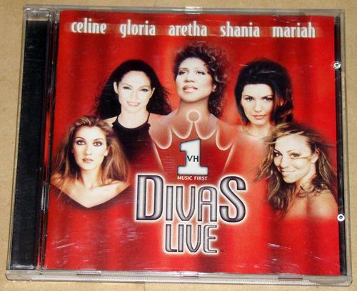 vh1 divas live celine dion gloria estefan mariah carey cd