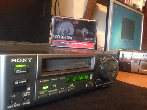 vhs a dvd hi8 8m minidv c-vhs diapos paso a digital pendrive