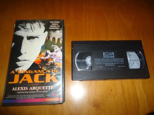 vhs a vingança de jack 1995