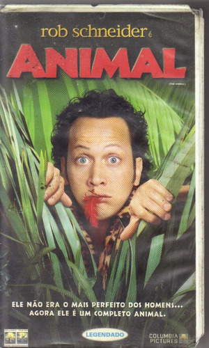 vhs animal, rob schneider - legendado