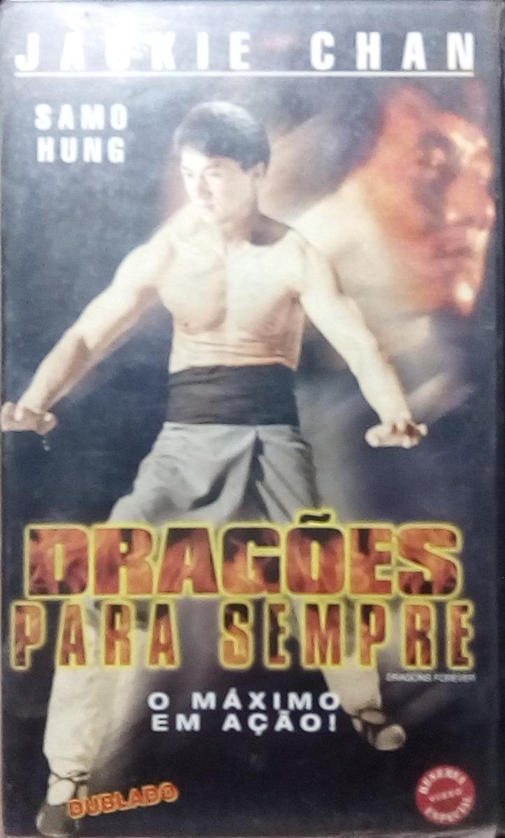 Dragões Para Sempre Cool vhs dragões para sempre dublado cx 135 - r$ 68,00 em mercado livre