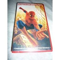 Película En Vhs De Spiderman 1
