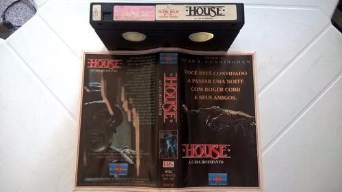 vhs house a casa do espanto