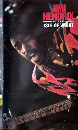 vhs - jimi hendrix at the isle of wight