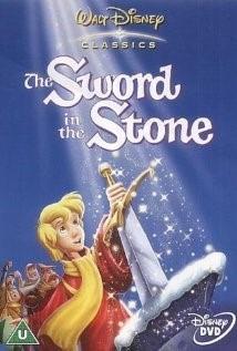 vhs  la espada en la piedra 1963 pelicula animacion