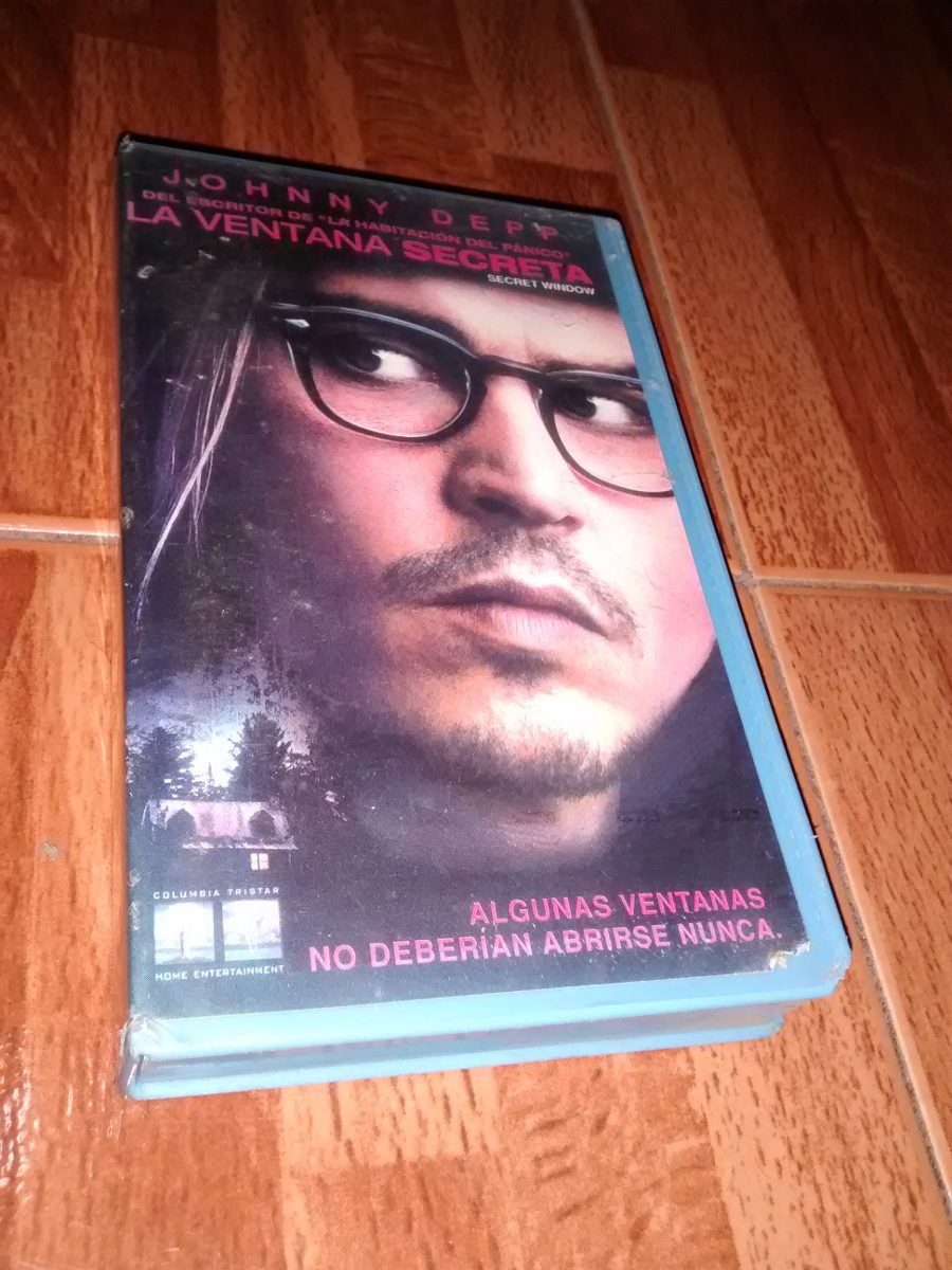 Vhs La Ventana Secreta 50 00 En Mercado Libre
