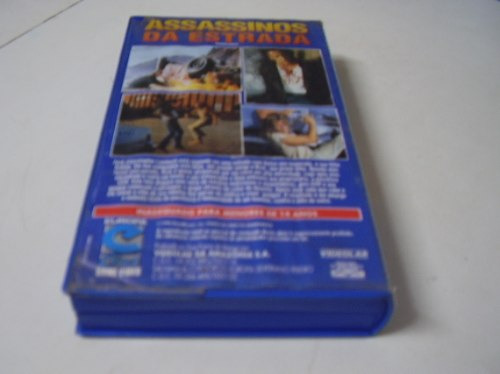 vhs legendado = assassinos da estrada - vitorsvideo