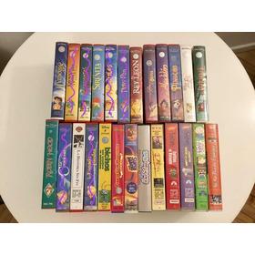 Vhs Originales  Títulos, Clásicos, Disney, Dibu, Rugrats