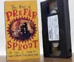 vhs prefab sprout - a life of surprises : video collection