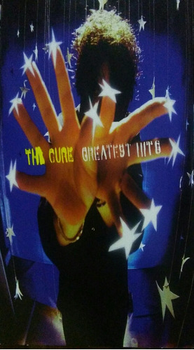 vhs the cure greatest hits