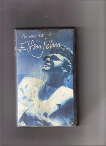 vhs the very best of elton john