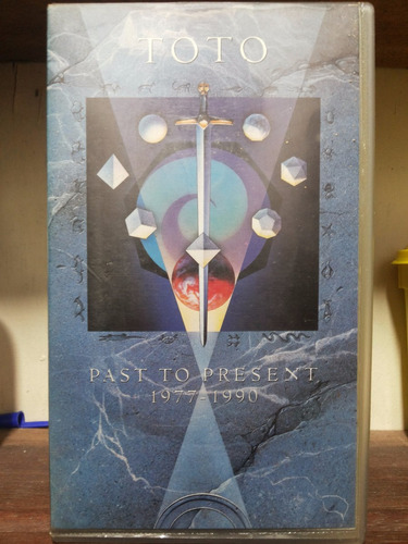 vhs toto past to presext 1977 1990 h38