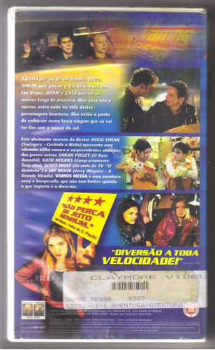 vhs vamos nessa, william fichtner, kate holmes - legendado