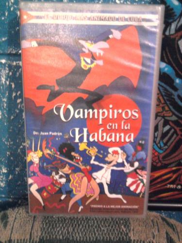 vhs vampiros en la habana comics anime vampiros manga