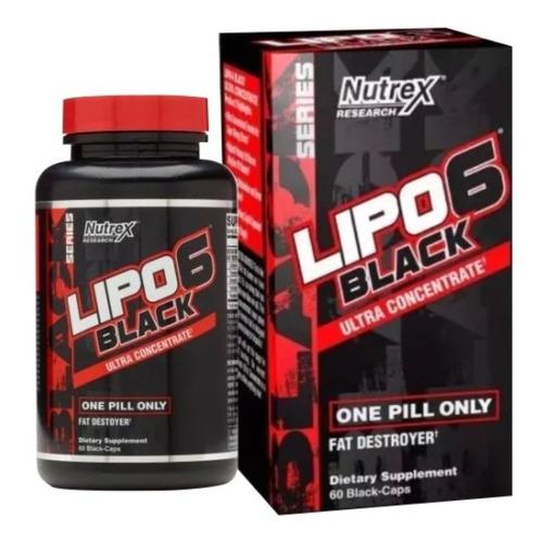 vi black 60 caps original usa quemador grasas, envio gratis!