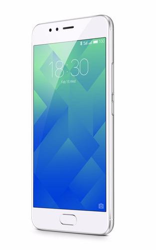 vi smartphone meizu m5s prata - 12x sem juros