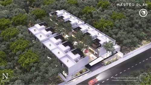 via balandra town houses