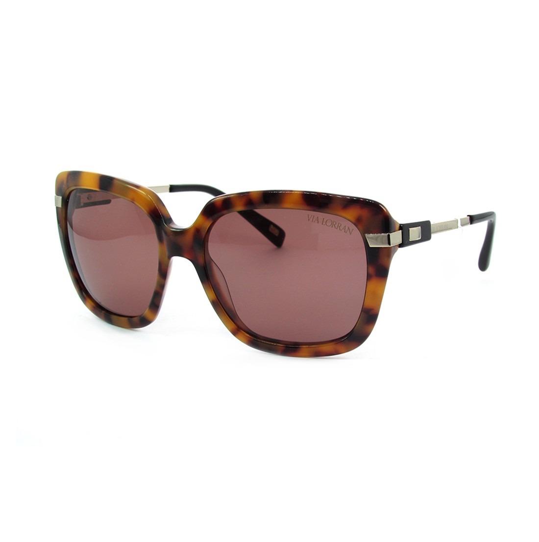 13f12f281 Via Lorran Vls 150 Óculos De Sol - R$ 354,90 em Mercado Livre
