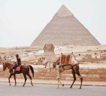 viagem turismo completo egito, cairo, luxor, hugha terrestre