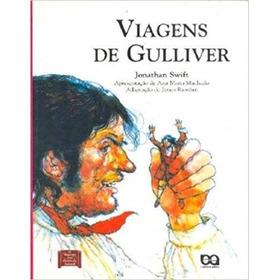 Viagens De Gulliver Jonathan Swift