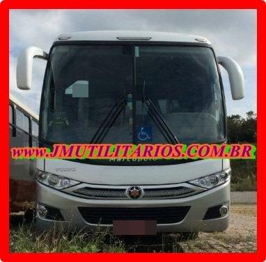 viaggio 1050 g7 ano 2015 volvo b270f 50 lg c/ar wc jm cod.35