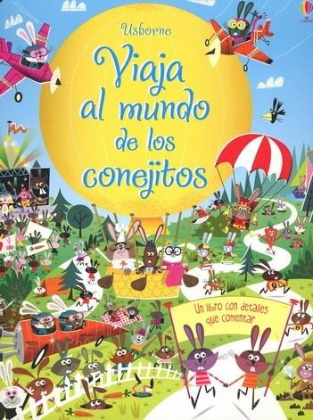 viaja al mundo de los conejitos