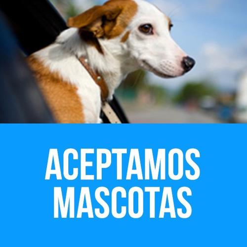 viaje a la costa / aceptamos mascotas / serv puerta a puerta
