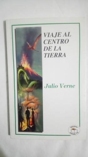 viaje al centro de la tierra por julio verne libro