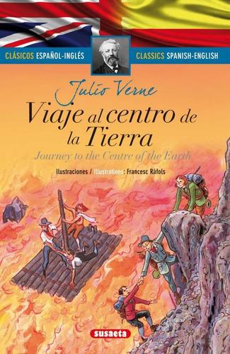 viaje al centro de la tierra (t.d) ed bilingüe