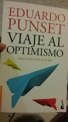 viaje al optimismo eduardo punset