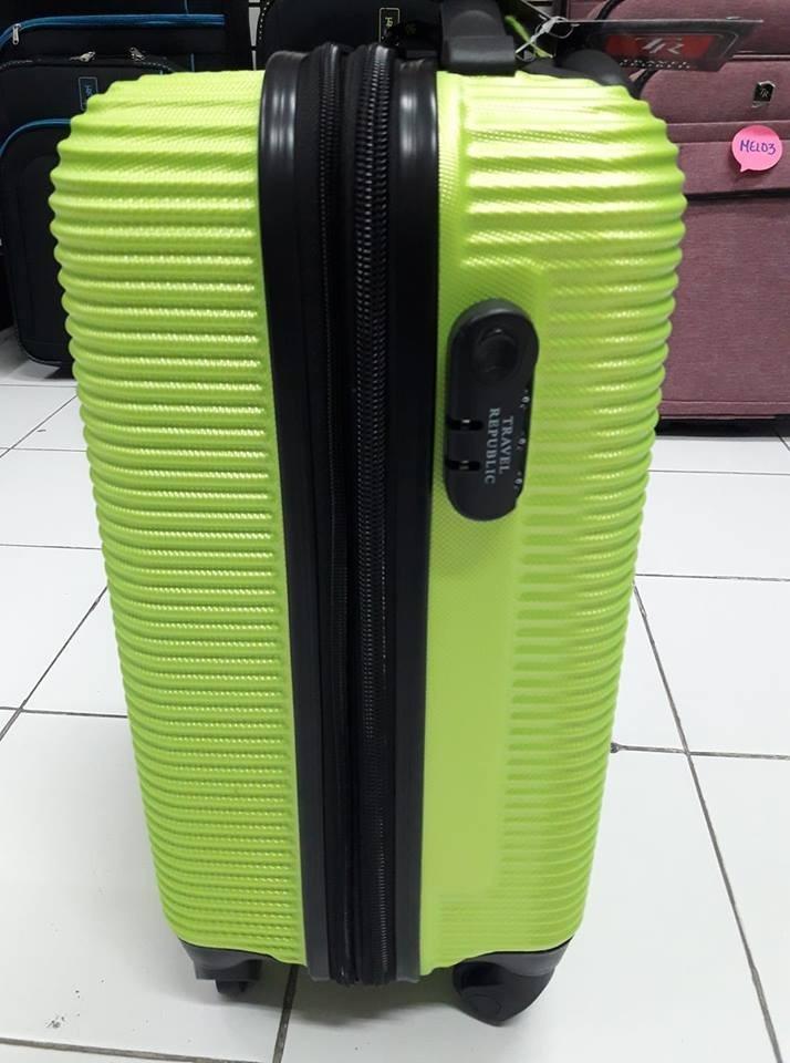 40f8bfa5e Cargando zoom... set 3 maletas rigidas viaje equipaje juvenil vacaciones
