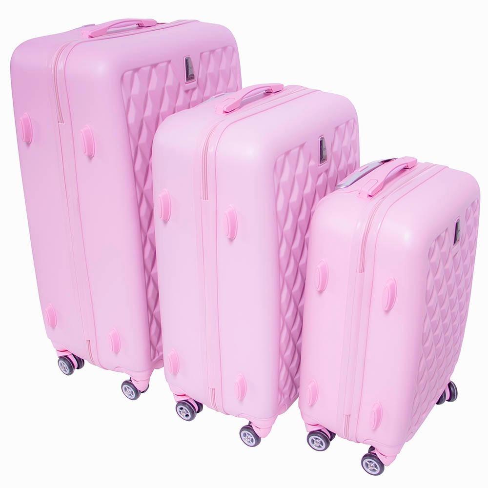 7e02c7921 viaje maleta maletas. Cargando zoom... juego maletas set kit 3 rigidas ...