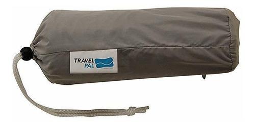 viaje pal auto-inflating reposapiés para pierna, cadera y